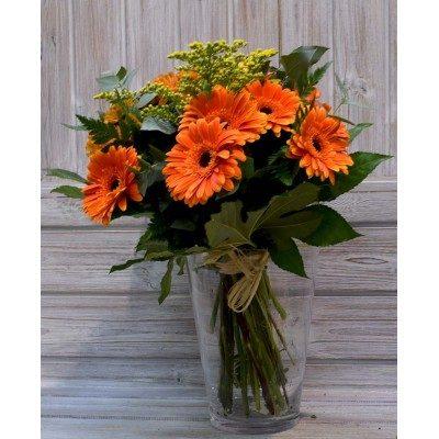 Bouquet de flor segons temporada a grups