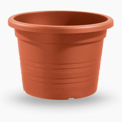 Plastic cylinder pot several measures