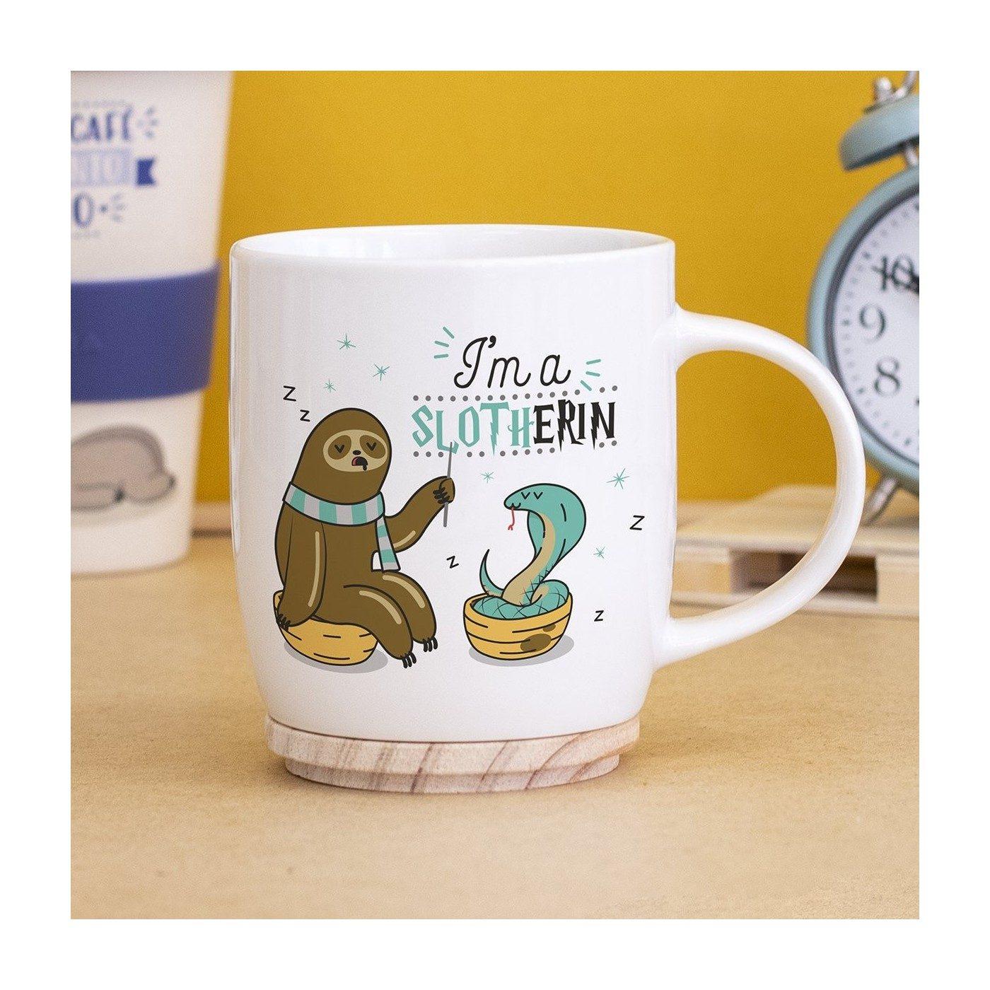 I'm slotherin