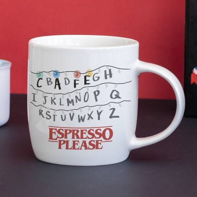 Espresso please