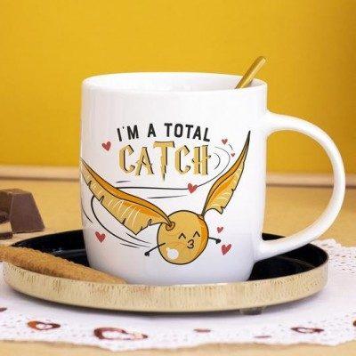 I'm total catch
