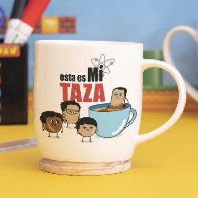 Esta es mi taza