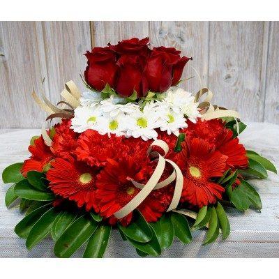 Pastís de flor