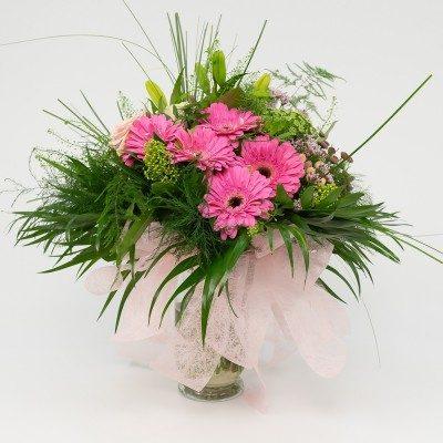 Flower vase according to...