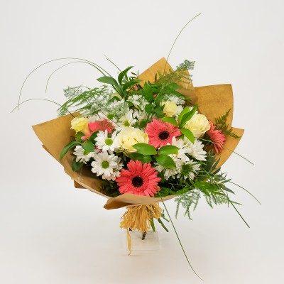 Bouquet of gerberas, Daisy...