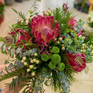 Comprar Bouquet de proteas Barcelona