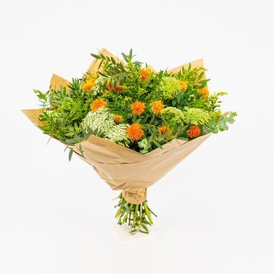 Exotic bouquet of...