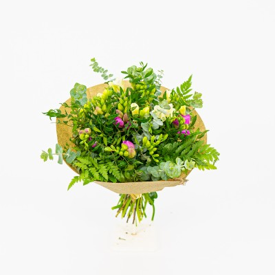 Comprar Bouquet de fresias variadas Barcelona