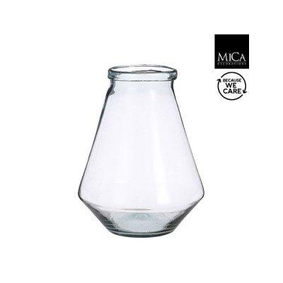 Jive glass pot