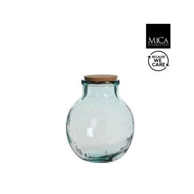 Olly Glass pot