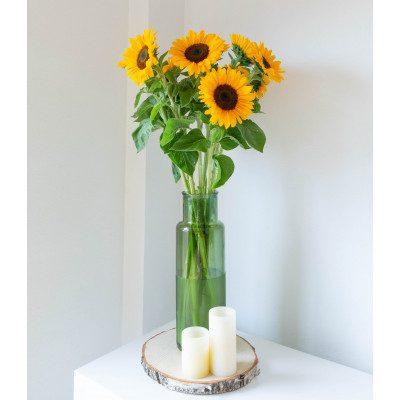 Bouquet  sunfkowers